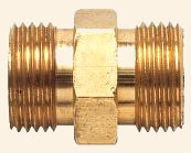 Brass Adapters Hose Adaptors Unions Hydraulic Fittings