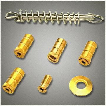 Brass Anchors Pool Cover Hardware Supplies For Pool Covers Stainless Steel Springs Brass Concrete Anchors Wood Deck Anchors